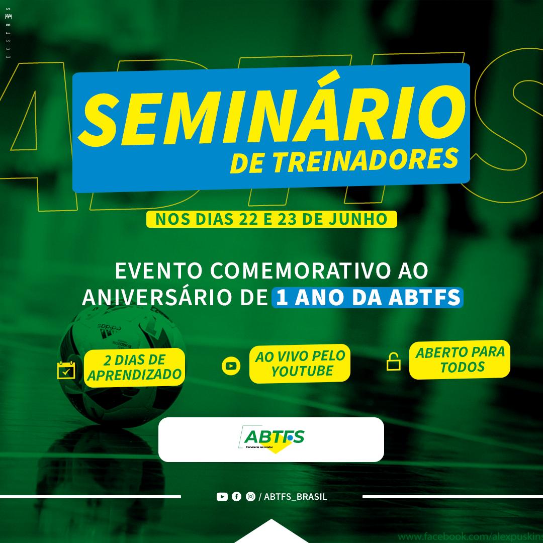 Seminário em comemoração ao primeiro ano da ABTFS